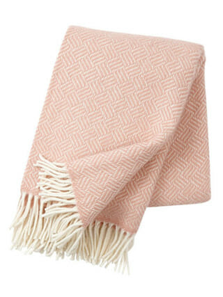 Klippan deken 100% brushed lambswool 2069-05