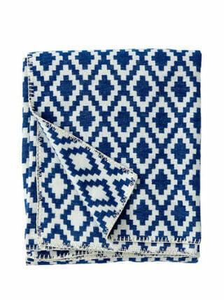 Klippan diamonds royal blue