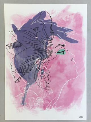 Pink Portrait Studio Sonook