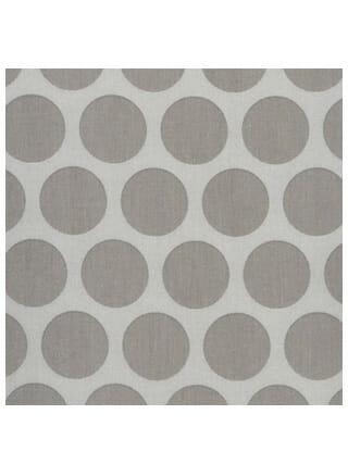 Au Maison tafelzeil Super Dot Grey Light Grey