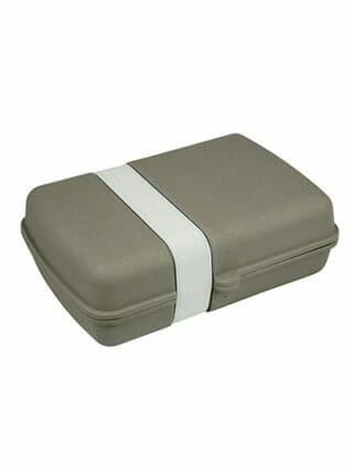 zuperzozial lunchbox stone grey