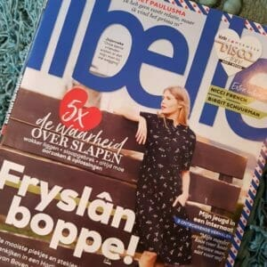 Libelle Fryslan boppe met cocoon concept store Akkrum