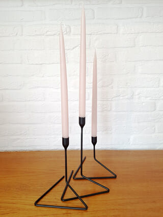 kaarsen set van born in sweden
