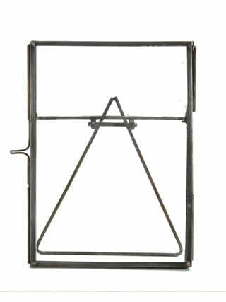 nkuku danta antique zink frame