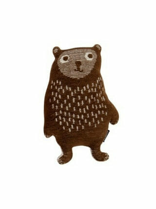 Klippan Little Bear knuffel bruin