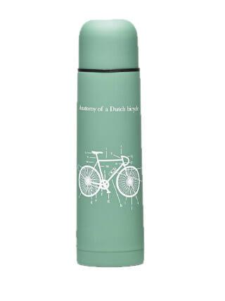 Retulp Dutchie drinkfles met opdruk van fiets