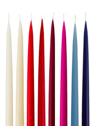kunstindustrien hand gedompelde kaarsen