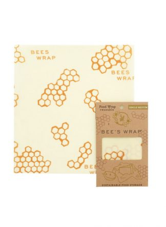 Bees wrap bijenwas doekjes medium