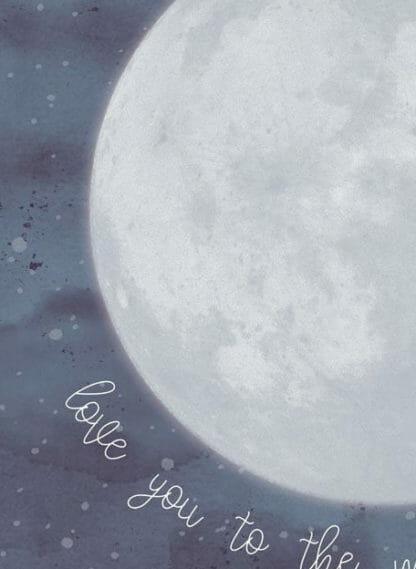 399119 over the moon eijffinger babykamer behang