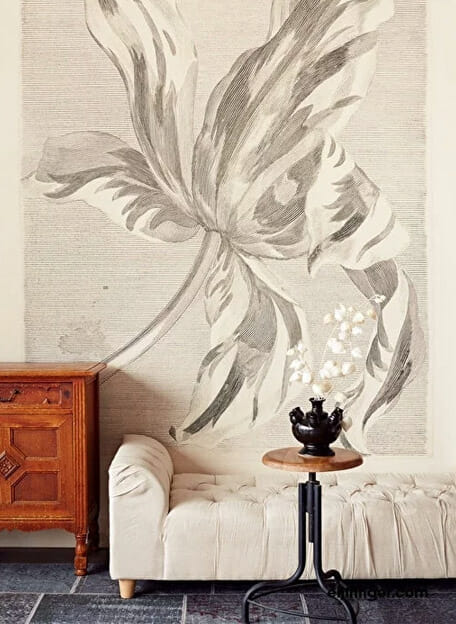 Masterpiece Eijffinger Tulip Teyler