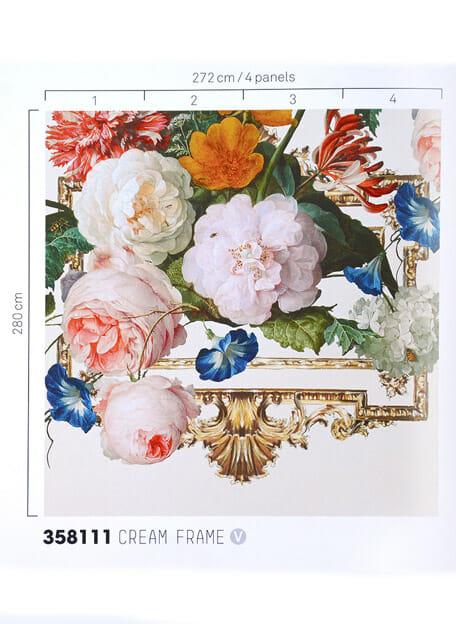 masterpiece eijffinger bloemen panels