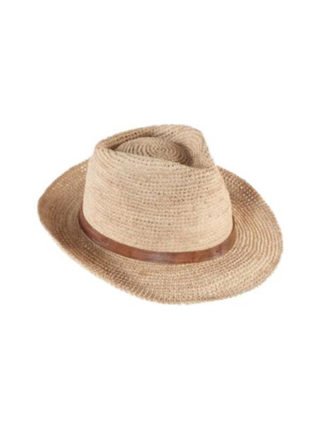 zonnehoed panama hoed ecru salino