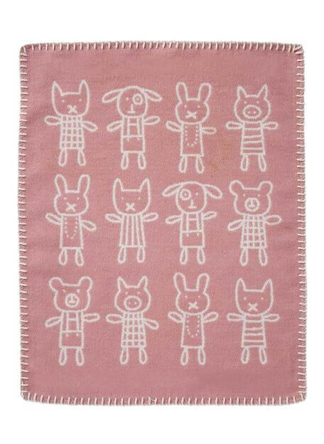 klippan deken voor kinderen hug