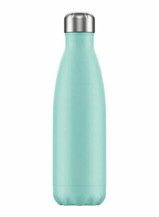 Chilly's bottle Pastel Green drinkfles 500 ml