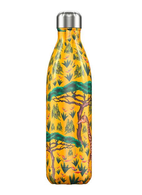 Tropical Giraffe drinkfles
