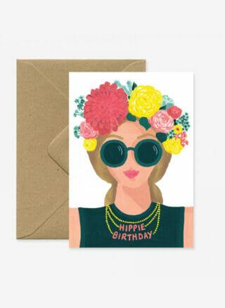hippie birthday