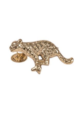 servetring met luipaard van A La