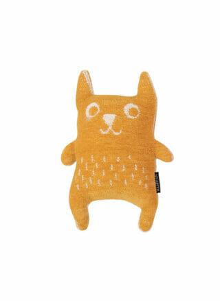 Klippan Little Bear knuffel geel