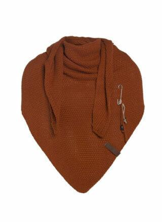 terra omslagdoek van knit factory
