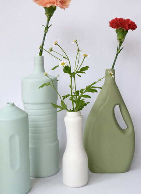 foekje fleur white nummer 6 vaas