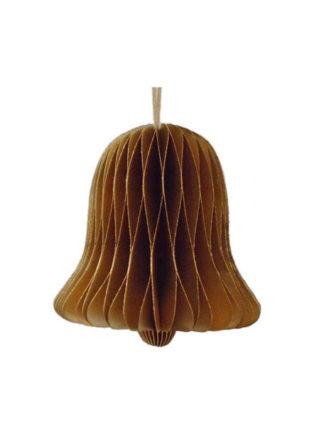 Honeycomb Klok goud