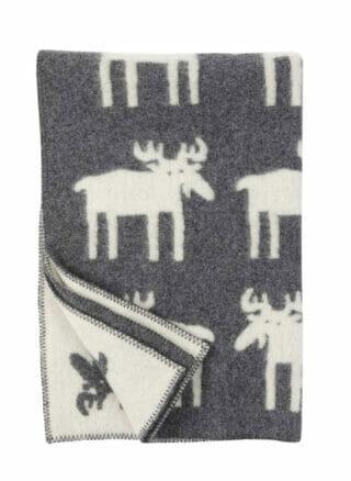 ledikant deken klippan elanden