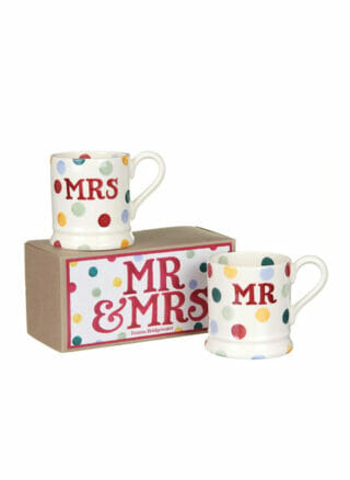 Mok Mr & Mrs Polka Dots Emma Bridgewater