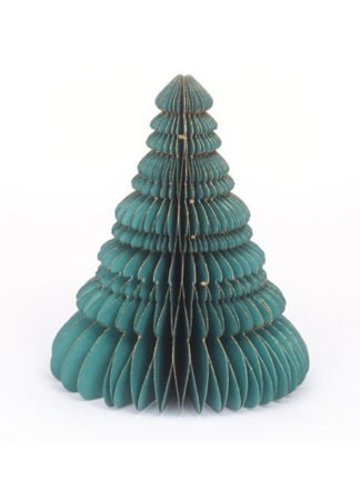 x mas tree papieren kerstboom