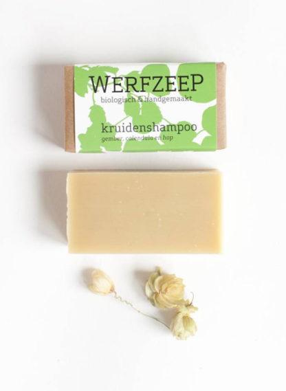 shampoo kruiden werfzeep