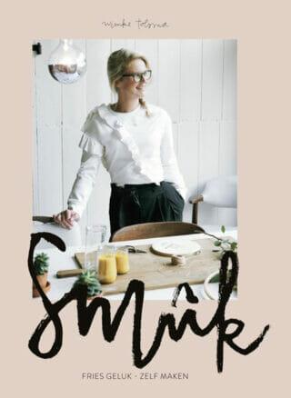 Fries geluk zelf maken met het boek Smûk
