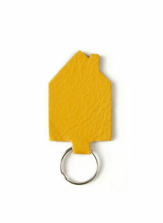 Sleutelhanger, Good House Keeper, Yellow