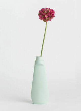 foekje fleur mint groen vaas