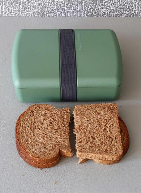 zuperzozial time out lunchbox van bioplastic