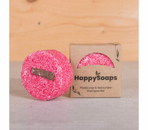 Happysoaps zeep en shampoo