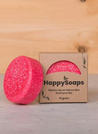 100% natuurlijke shampoo met kaneel geur Happysoaps