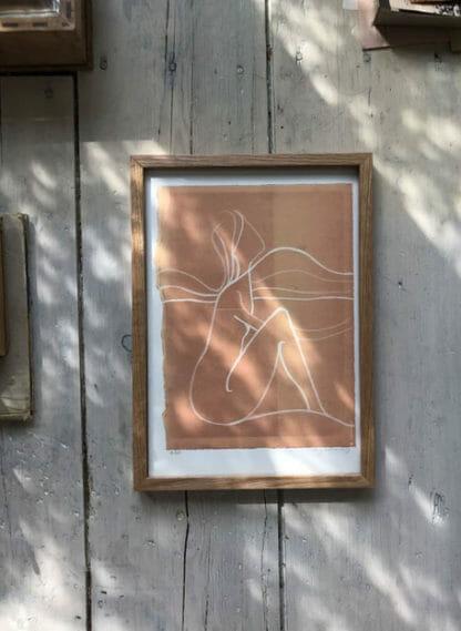 Catching the Sun artprint Tiny de Vries TinyStories
