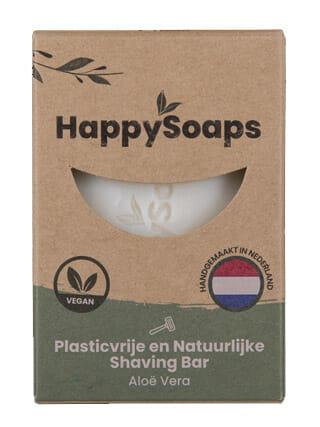 Aloë Vera shaving bar happy soaps