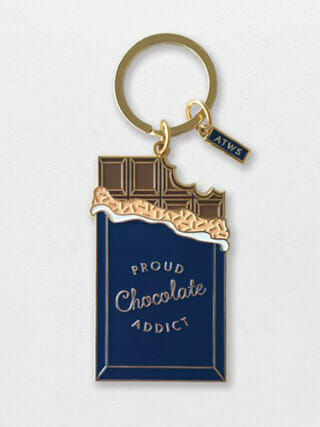 Sleutelhanger Chocolade All the Ways to Say